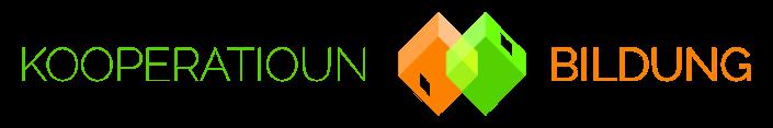 Kooperatioun Bildung Logo